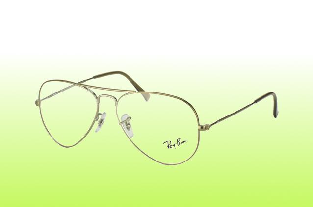 occhiali da vista ray ban classici